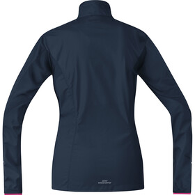 GORE RUNNING WEAR Essential WS Partial - Chaqueta Running Mujer - azul